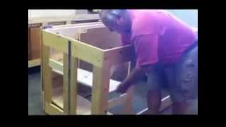 Woodworking Kreg Folding Finish, Work Bench And Assembly Table
