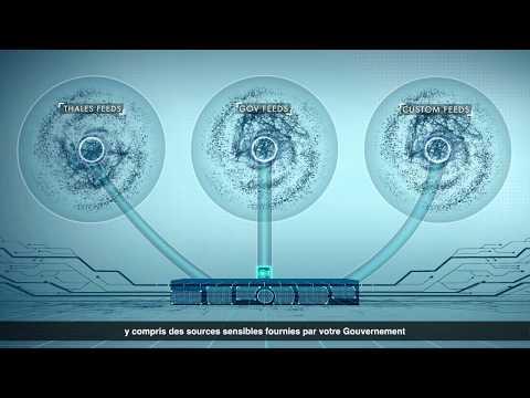 Thales CYBELS Sensor, la sonde de confiance pour la détection des cyberattaques - Thales