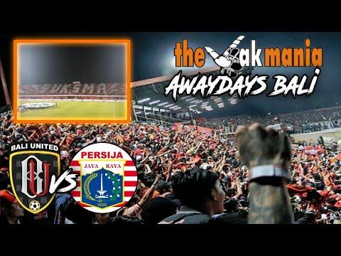 JAKMANIA AWAYDAYS BALI | BALI UNITED VS PERSIJA 1-2 | LIGA 1 GOJEK 2/12/2018