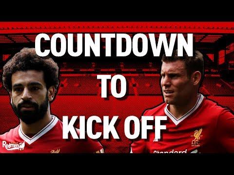 Liverpool v Roma   CL Semi Final   Countdown to Kick Off LIVE