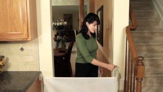 Child Safety Tip - Dreambaby Retractable Gate