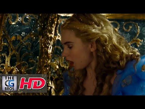 "CGI & VFX Showreels: ""Argon Cinderella Postvis-Previs Reel"" - by Jason Mcdonald"