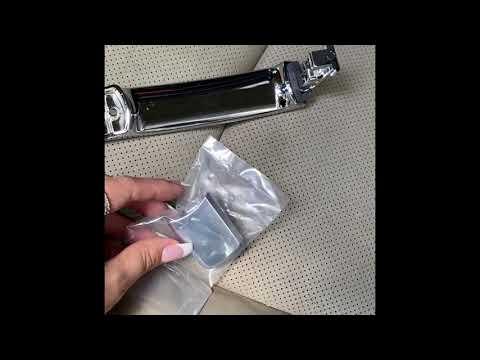 How To Replace Door Handle On A 2003-2007 Infiniti fx35