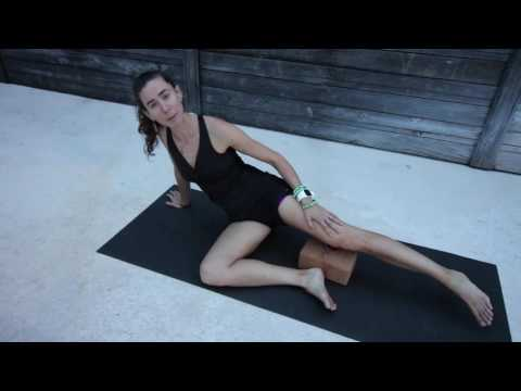 Hip and Low Back Tension Release Exercise