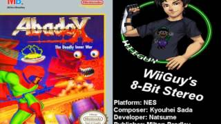 Abadox: The Deadly Inner War (NES) Soundtrack - 8BitStereo