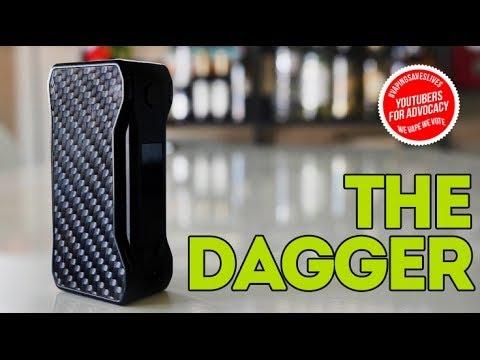 The Dagger by VoTech - Best 80watt Mini Mod??