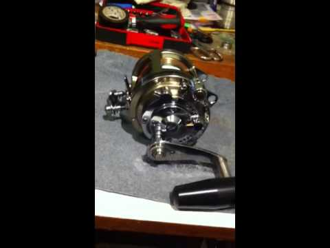 Daiwa SLT30 Sealine Tournament Reel Fix
