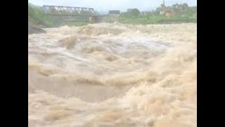Jammu and Kashmir: Heavy rains cause rivers to overflow in Rajouri