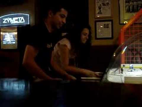 Table Hockey Game @ Canadian Sport Bar
