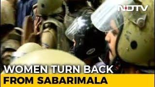 2 Women Agree To Return Amid Priests' Threats To Shut Sabarimala Temple