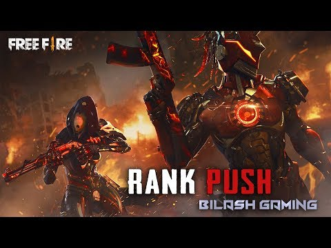 Free Fire Rank Game Play [FF Live] Hindi || Bilash Gaming