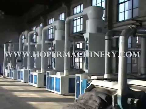 textile recycling machine.mp4