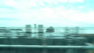 JR九州 普通ワンマン817系 川南駅~高鍋駅間 左側車窓