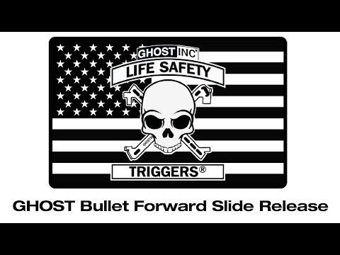 Repeat Ghost Bullet Forward Slide Lock Lever by