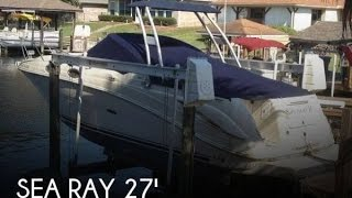[UNAVAILABLE] Used 2007 Sea Ray 270 Amberjack in Slidell, Louisiana