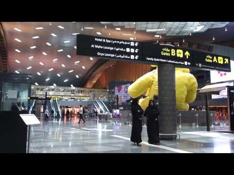 HAMAD, DOHA INTERNATIONAL AIRPORT