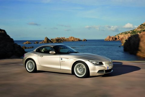 All-New 2010 BMW Z4 Roadster - YouTube
