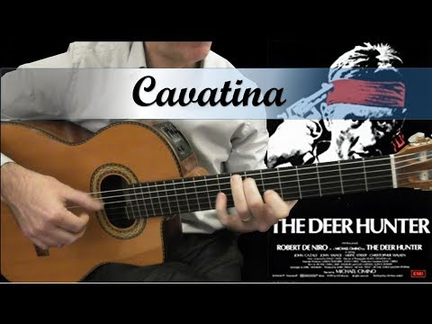 "Cavatina (""The Deer Hunter"" Theme) - Stanley Myers - Guitar"