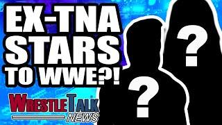 WWE Stars Going BACK To NXT?! Ex TNA Stars To WWE?! | Wrestletalk Sept. 2018