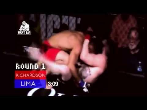 Fight Lab 43: Keith Richardson Vs. Rodrigo Lima