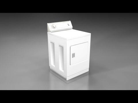 Dryer Model Number Identification