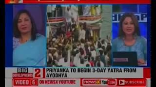 Lok Sabha Elections 2019: Priyanka Gandhi Vadra to begin 3-Day Yatra to Ayodhya, What's the Plan?