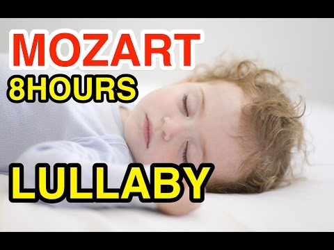 8 HOURS of Mozart Effect for Babies to go to Sleep / Stream Sound with Classical Music Baby Lullaby
