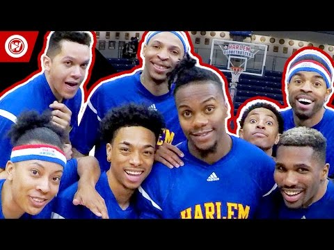 Harlem Globetrotters Game | Day In The Life