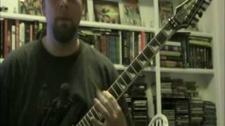 Hourglass Lamb of God (cover)