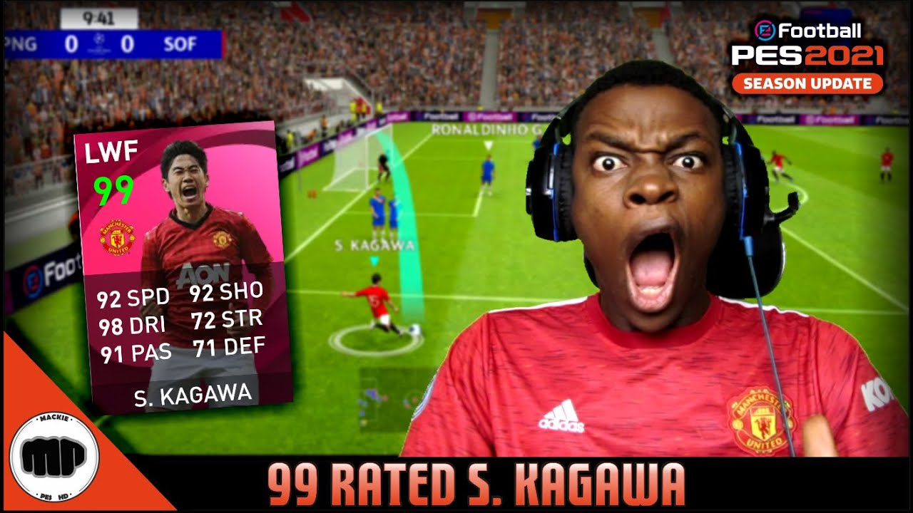 THE NEW 99 RATED ICONIC MOMENT KAGAWA