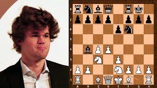 Advantage of having Plan A Plan B Plan C || Magnus Carlsen vs Vishy Anand || Tal Memorial 2013