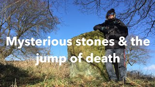 The mysterious Tealing stones & the jump of death.