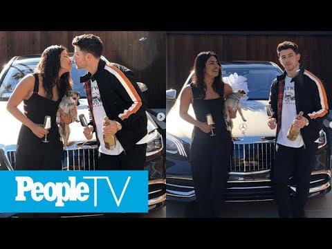 Nick Jonas Surprises 'Wifey' Priyanka Chopra With Nearly $200,000 Car | PeopleTV