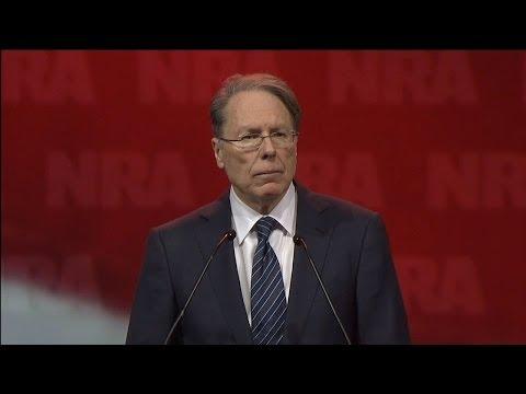 Wayne LaPierre: 2014 NRA-ILA Leadership Forum