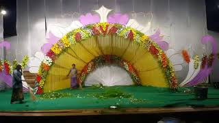 SREE GANANATHAM WEDDING DECORATIONS FOR BOOKING CONTACT 9633277940  9633203826