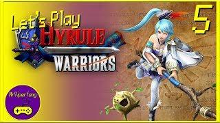 Hyrule Warriors: Legend Mode [Part 5] - Land of Twilight