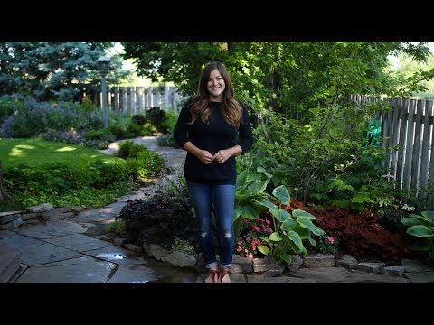 Tour of my Parent's Garden 🌿🌼🌺// Garden Answer