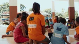 30 000 litres of happiness: water for children in Paraguay