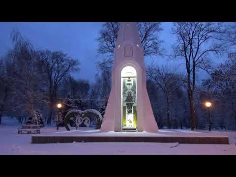 Ярославль. Первый снег.  30 октября 2019 г. Муз. Александра Лесникова.