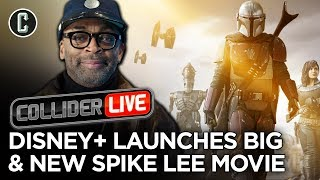 Disney+ 10 Mil Subs Day 1 & Spike Lee's Romeo & Juliet - Collider Live #261
