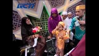 Adi Segmen Membaca Surat Pilihan Qs  Al Infithaar Surat Ke 82 - Hafiz Indonesia 2014