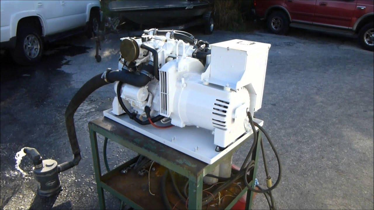 KOHLER MARINE GENERATOR GAS MODEL 6 5CZ