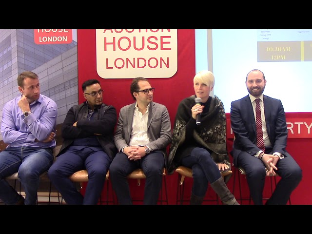 #032 - Financial Freedom with Alex - Auction House London