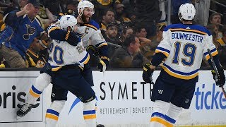 Watch every Blues playoff goal on their journey to become the 2019 Stanley Cup champions