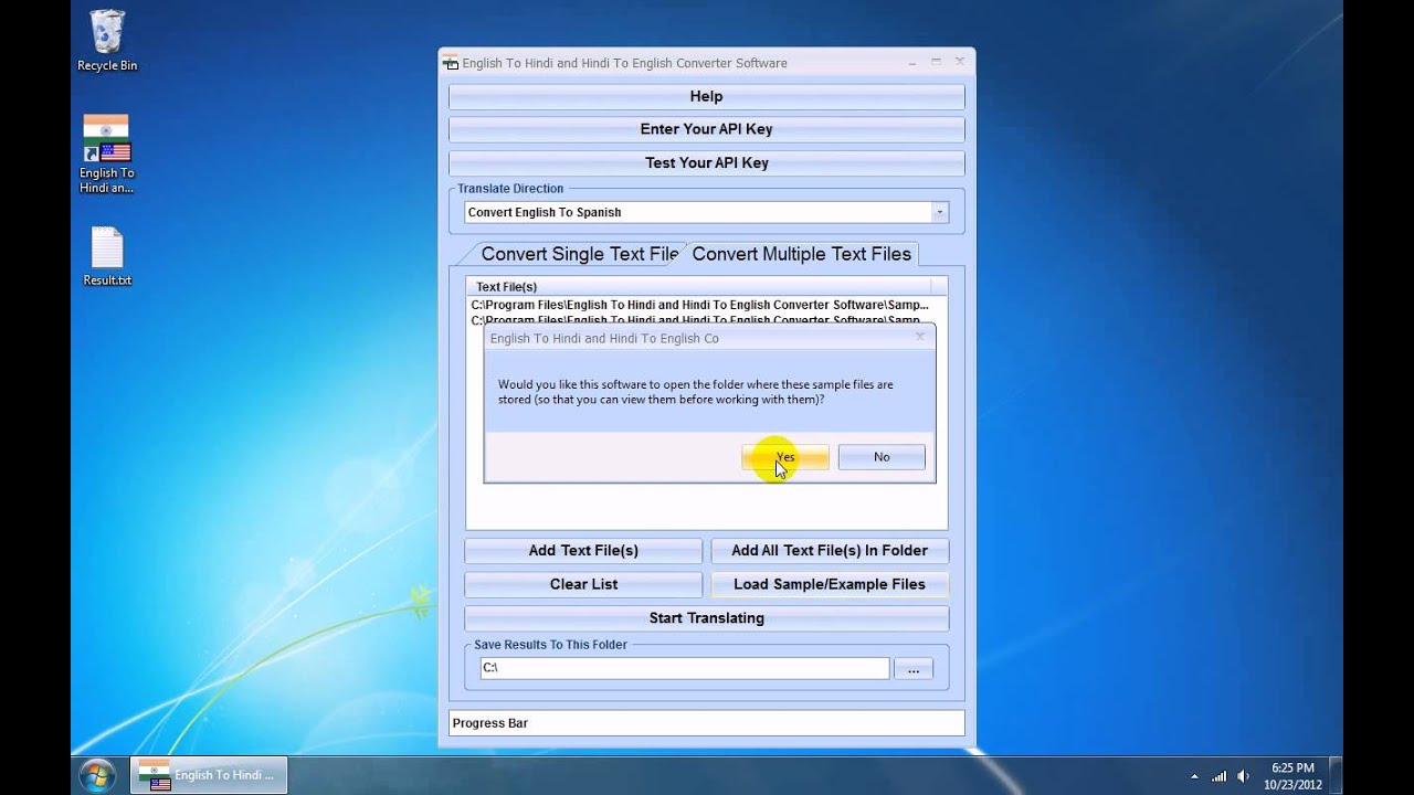 Convert documents and images to PDF