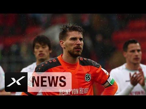 96-Keeper Ron-Robert Zieler verkündet Hannover-Abschied zum Sommer   Hannover 96