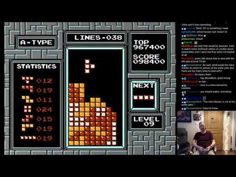 Tetris 101 with Jonas Neubauer