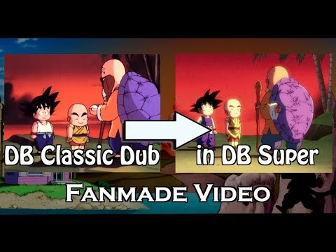 Classic Dub Flashback in DB Super - (German Fanmade)