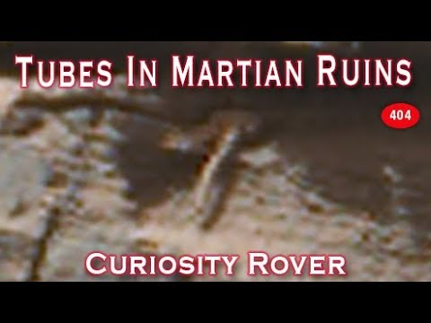 More Tubing Or Piping Found On Mars?