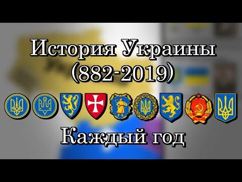 История Украинской государственности (882-2019)